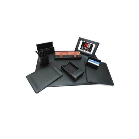 juegos para escritorio juego de escritorio en piel ap je01 mg muebles