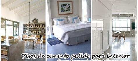 piso cemento pulido pisos de cemento pulido para interior curso de