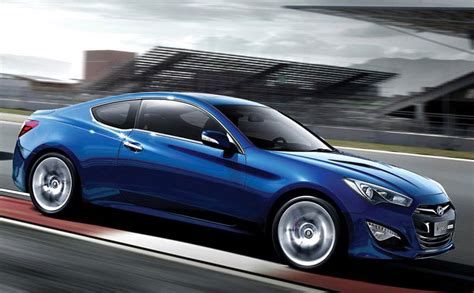 hyundai genesis coupe facelifted 3 8 v6 350 hp 400 nm