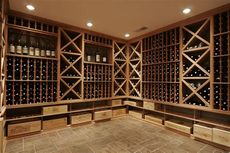 wine cellar design applied   room traba homes
