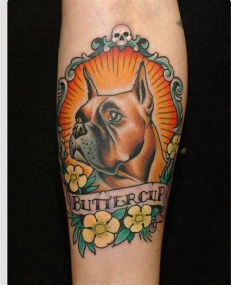 40 dog tattoo designs for you