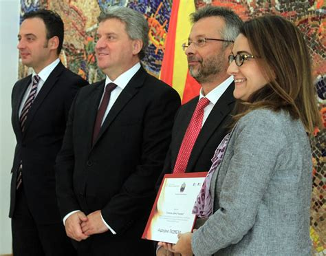 Sheffield Mba Scholarship by The Boris Trajkovski Scholarship Award Ceremony 2016 In Skopje