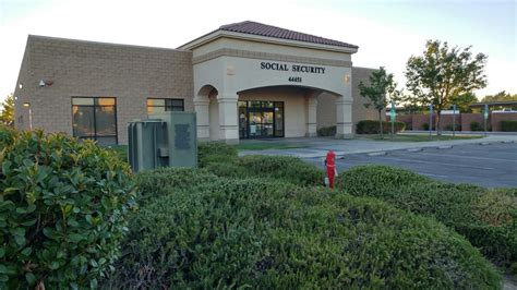Social Security Office Lancaster California by Ssa Building 44451 20th St West Lancaster Ca 93534 Usa