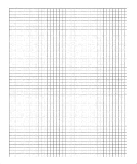 printable graph paper a4 5mm free graph paper template 8 free pdf documents download