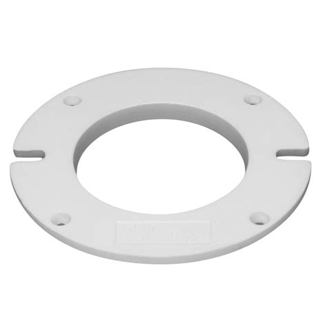 shop oatey 1 2 in toilet flange spacer at lowes
