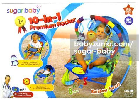 Special Sugar Baby Bouncer Premium Rocker Circus Carnival 10 In 1 Terl mainan edukatif bayi baru lahir mainan anak perempuan