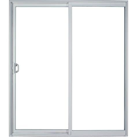 60 sliding glass patio door sliding patio door 60 quot x 80 quot white heeby s surplus inc