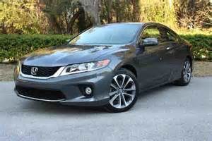 2013 Honda Accord Coupe Review 2013 Honda Accord Coupe Ex L V6 Ridelust Review