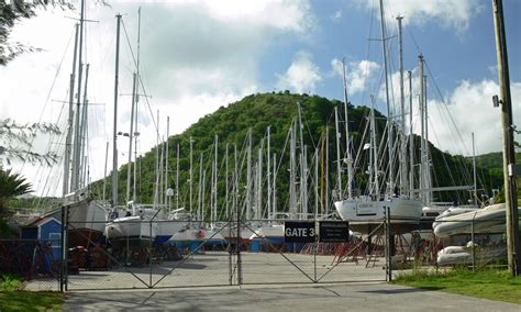 boat storage terms hurricane season boat storage in the caribbean