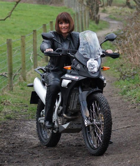 female motorcycle riding is the ccm gp450 adventure the answer for shorter riders