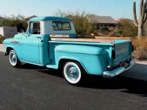 Chevrolet Truck Models List 1955 1959 Chevy Truck