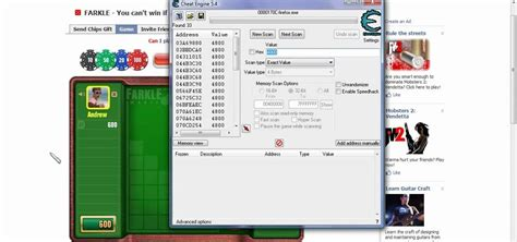 how to mod game center scores how to hack farkle scores on facebook 09 26 09 171 web