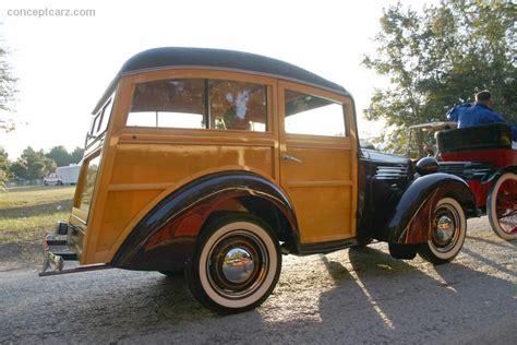 bantam car 1939 american bantam station wagon woodie conceptcarz