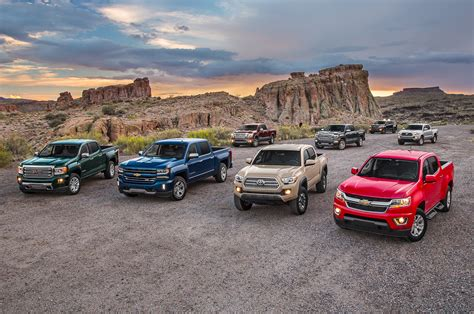 motor trend truck of the year 2014 2016 motor trend truck of the year introduction