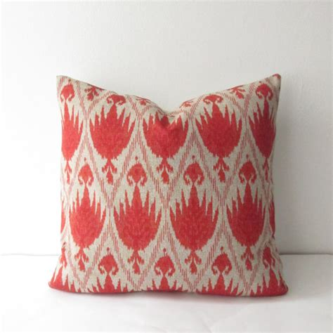 Decorative Coral Pillows by Coral Decorative Pillow Cover 16x16 Square Throw Pillow