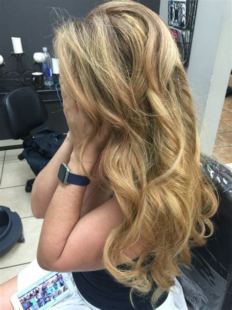 is ombre considered a partial foil is a balayage ombre considered full head highlights