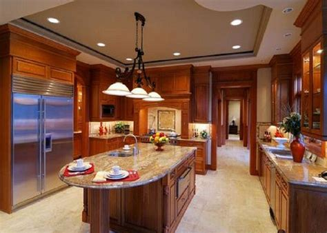 big kitchen design ideas best application of large kitchen designs ideas my