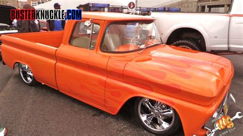lowered trucks lowered trucks at sema 2015
