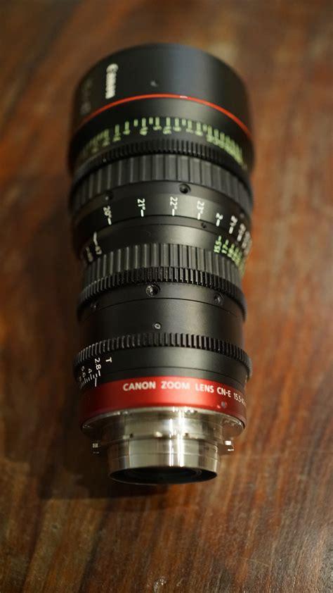 cineplex zoom canon cn e 15 5 47mm t2 8 l sp wide angle cinema zoom lens