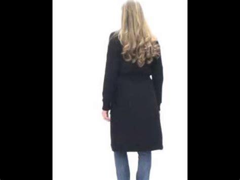hijab tutorial create volume folds zukreats new channel youtube manteau trench ceintr 233 long femme diesel gris doovi
