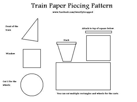 shape train pattern free printable train invitation templates 14 image