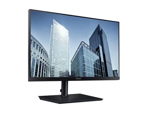 monitor senza cornice monitor business premium senza cornice da 24 quot s24h850qfu