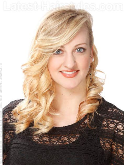 haircit for women woth big face 23 top long blonde hair ideas bombshell alert