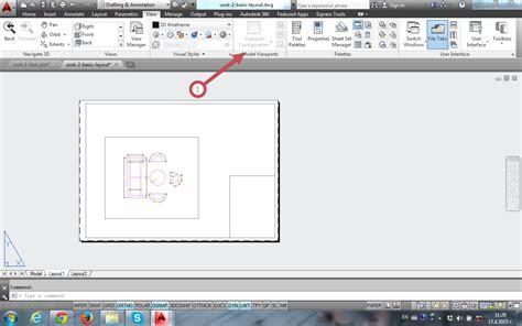 layout viewport autocad 2014 защо иконките в model viewports не са активни autocad