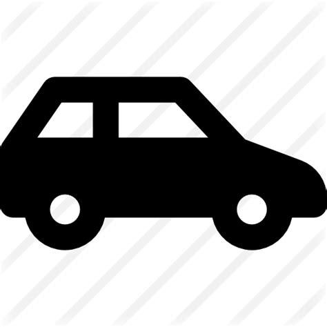 coches de tres puertas coche de tres puertas iconos gratis de transporte
