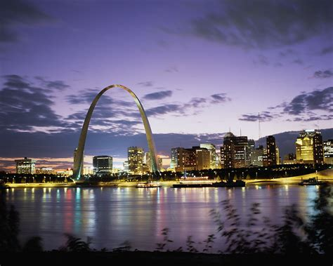 st louis st louis at sunset aitcn