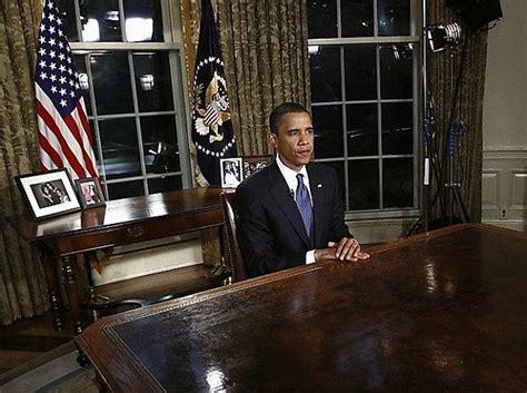Obama On Desk by Danger Genius At Work