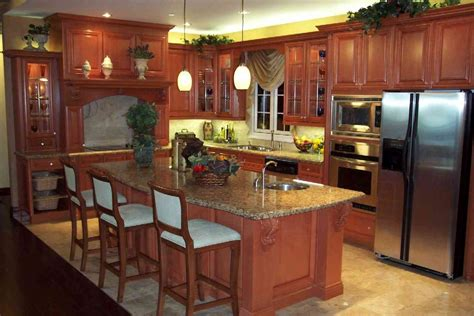 decorating ideas for the top of kitchen cabinets pictures interior modern semi flush ceiling light under sink soap