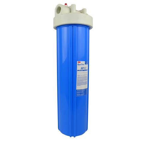 3m aqua ap802 whole house water filter