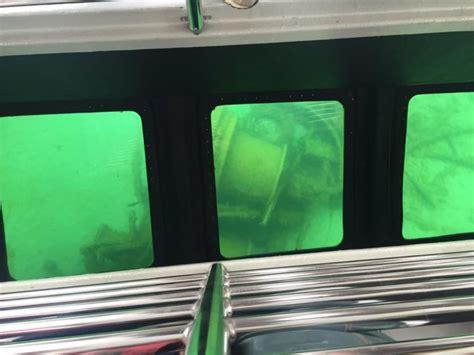 glass bottom boat ride alpena mi alpena shipwreck tours in michigan offers an amazing glass