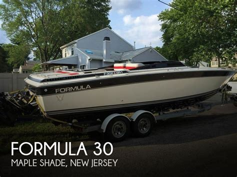 used formula boats for sale in nj 1984 formula 30 high performance boat for sale in maple