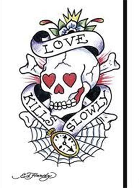 love kills tattoo idea 1000 images about ed hardy tattoo on pinterest ed hardy