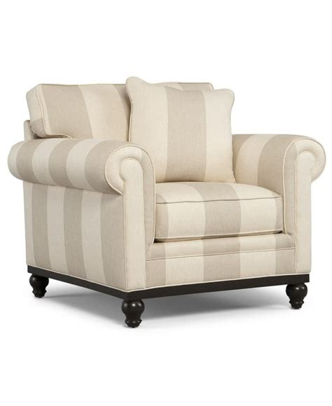 Living Room Chairs Martha Stewart Living Room Chair Club Striped Arm Chair