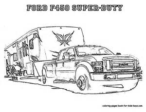 coloring pages trucks coloring pictures of trucks