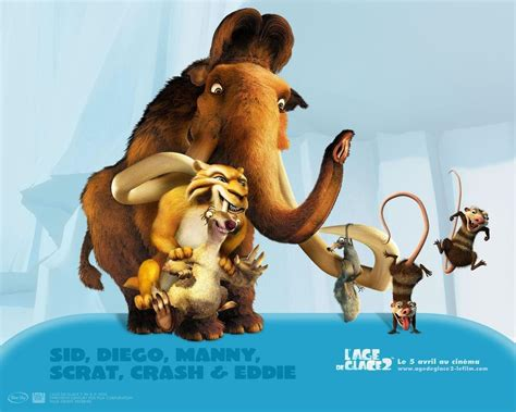 wallpaper cartoon ice age ice age sid wallpapers wallpaper cave
