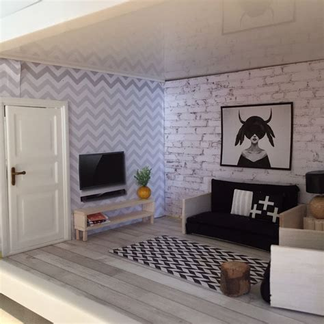 dollhouse lounge lundby dollhouse makeover doll house and furniture