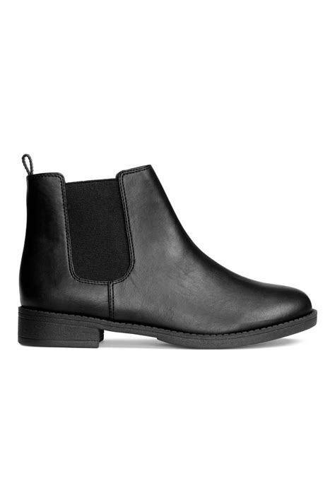 chelsea boots h m chelsea boots black sale h m us