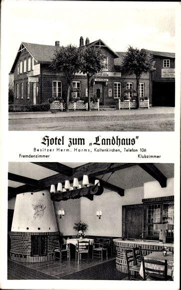 landhaus bad 2499 ansichtskarte postkarte kaltenkirchen im kreis segeberg