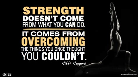 you can do it strength fitness and weight loss for kicking when is busy and time is books where does strength come from rocofit