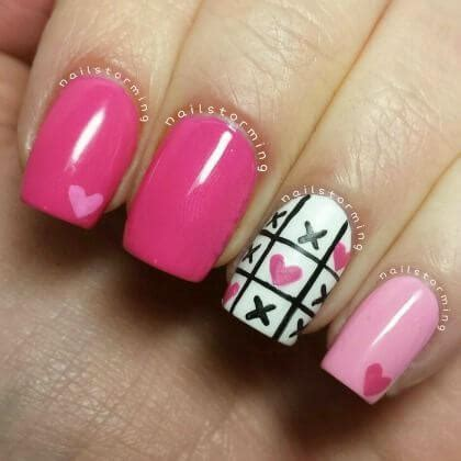 valentines day nail 12 gorgeous valentines day nail ideas 2017