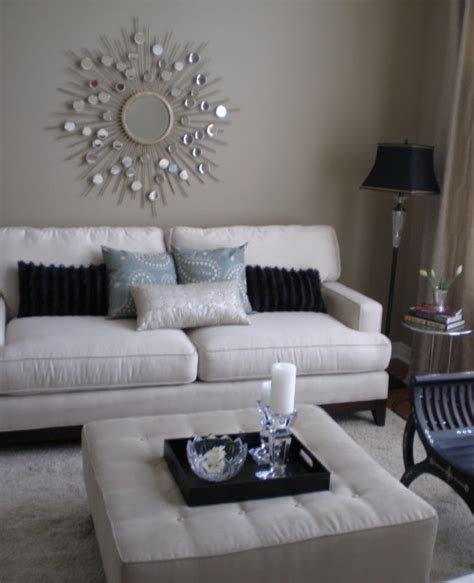 Silver Room Decor Living Room White Silver Black Taupe Blue Grey Home Ideas Grey Ottomans And