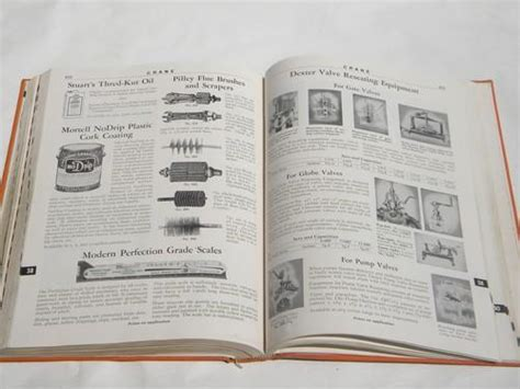 Crane Plumbing Supply by 1940s Vintage Crane Plumbing Supply Catalog W Tools
