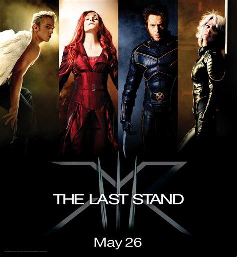 urutan seri film x men x men ostatni bastion 2006 plakaty fdb