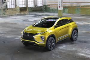 Mitsubishi Concept Mitsubishi Confirms Fully Electric Small Suv By 2020