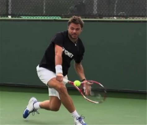 Myths Of Tennis The Forehand Contact Point