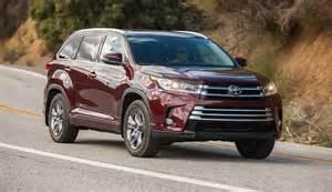 Toyota Highlander Reviews 2017 Toyota Kluger Review Caradvice